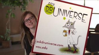 Washington State University TV Spot, 'Ask Dr. Universe' - Thumbnail 4