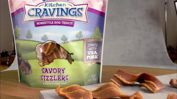 Blue Buffalo Kitchen Cravings Savor Sizzlers TV Spot, 'Auditions and Flips' - Thumbnail 4