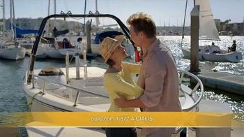 Cialis TV Spot, \'At the Pool: Free 30-Tablet Trial\'