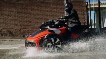 2015 Can-Am Spyder F3 TV Spot, 'Ready to Ride Sales Event' - 827 commercial airings