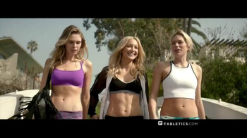 Fabletics.com TV Spot, 'Fearless' Featuring Kate Hudson - 99 commercial airings