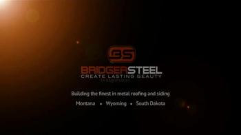 Bridger Steel TV Spot, 'Fishcamp Custom' - Thumbnail 10