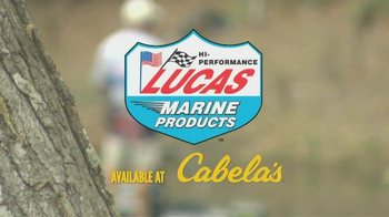 Lucas Oil Marine Products TV Spot, 'First By Land, Now By Sea' - Thumbnail 9