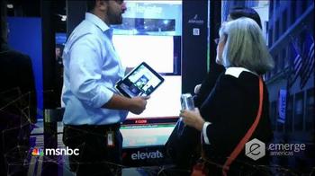 MSNBC Emerge TV Spot, 'Get Tickets Now' Featuring José Díaz-Balart - Thumbnail 3