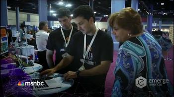MSNBC Emerge TV Spot, 'Get Tickets Now' Featuring José Díaz-Balart - Thumbnail 4