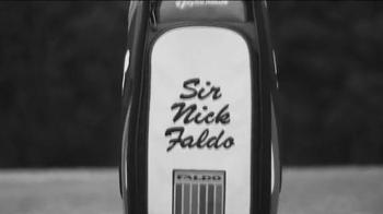 TaylorMade R15 TV Spot, 'Made of Greatness' Featuring Sir Nick Faldo - Thumbnail 3