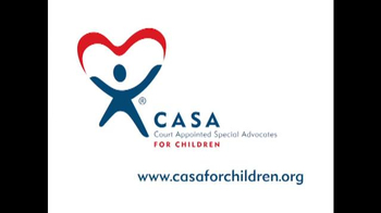 National CASA Association TV Spot, 'Loved and Nurtured' Feat. Phil McGraw - Thumbnail 4