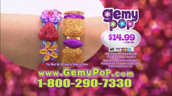 Gemy Pop TV Spot, 'Sparkles and Shines' - Thumbnail 10