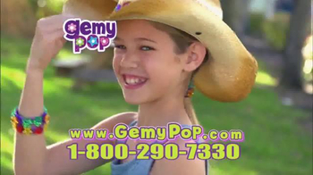 Gemy Pop TV Spot, 'Sparkles and Shines' - Thumbnail 6