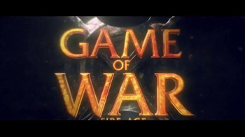 Game of War: Fire Age TV Spot, 'Imperio' Con Kate Upton [Spanish] - Thumbnail 10