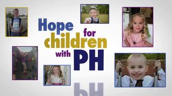 Pulmonary Hypertension Association TV Spot, 'Committed'