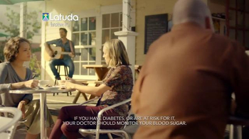 Latuda TV Spot, 'Struggling' - Thumbnail 5