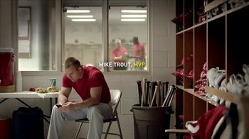 Subway Sweet Onion Chicken Teriyaki TV Spot, 'Mike Trout Documentary' - 338 commercial airings