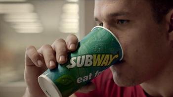 Subway Sweet Onion Chicken Teriyaki TV Spot, 'Mike Trout Documentary' - Thumbnail 1