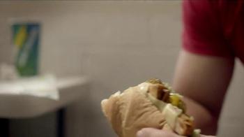 Subway Sweet Onion Chicken Teriyaki TV Spot, 'Mike Trout Documentary' - Thumbnail 4