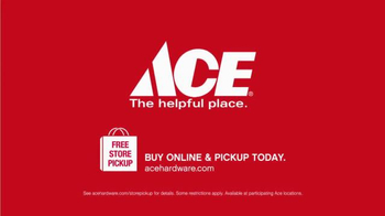 ACE Hardware TV Spot, 'Unwelcome Weeds' - Thumbnail 5