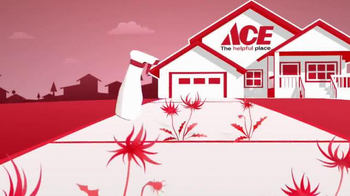 ACE Hardware TV Spot, 'Unwelcome Weeds' - Thumbnail 2