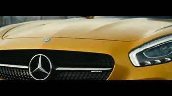 2016 Mercedes-Benz AMG GT TV Spot, 'Poetry' - 136 commercial airings