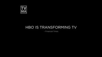 HBO NOW TV Spot, 'Momentous' - Thumbnail 1