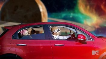 FIAT TV Spot, 'MTV Movie Awards: Drive' Song by Todrick - 5 commercial airings