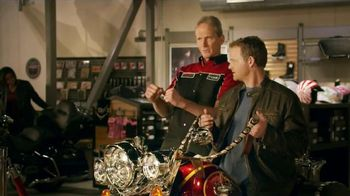 GEICO Motorcyle TV Spot, 'Reins' - 3363 commercial airings
