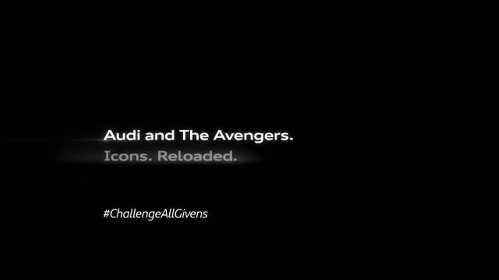 2015 Audi Tts Tv Commercial The Avengers Striking Ispot Tv