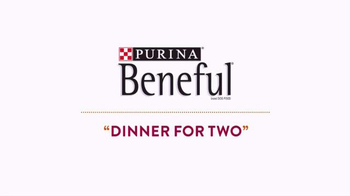 Purina Beneful Original TV Spot, 'Dinner for Two' - Thumbnail 1