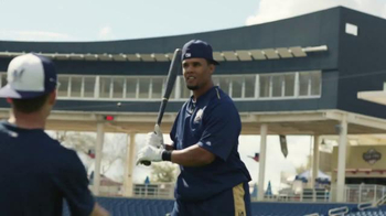 Major League Baseball TV Spot, '#THIS: The Foul Pole' Feat. Carlos Gomez - 38 commercial airings