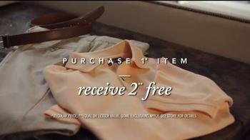 JoS. A. Bank TV Spot, 'Your Choice. Your Savings.' - Thumbnail 4