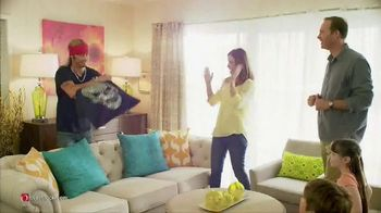 Overstock.com TV Spot, 'Home Makeover' Featuring Bret Michaels - 446 commercial airings