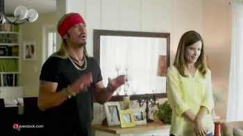 Overstock.com TV Spot, 'Home Makeover' Featuring Bret Michaels - Thumbnail 1