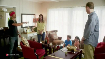 Overstock.com TV Spot, 'Home Makeover' Featuring Bret Michaels - Thumbnail 2