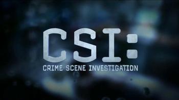 Hulu TV Spot, 'CBS: CSI: Crime Scene Investigation' - Thumbnail 9