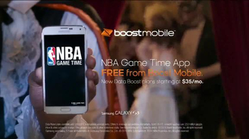 Boost Mobile NBA Game Time App TV Spot, 'Movie' Featuring Anthony Davis - Thumbnail 9