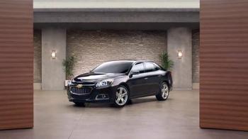 2015 Chevrolet Malibu TV Spot, 'Chevrolet Films: Too Much Information' - Thumbnail 9