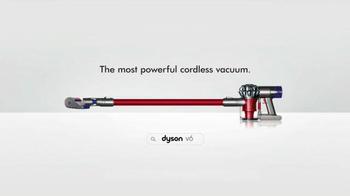 Dyson V6 Cordless Vacuum TV Spot, 'Neighbors' - Thumbnail 10
