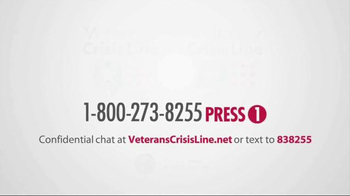 Veterans Crisis Line TV Spot, 'Lost in the Woods' - Thumbnail 9