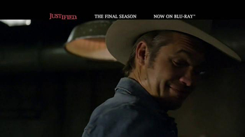 Justified: The Complete Final Season Blu-Ray and Digital HD TV Spot - Thumbnail 1