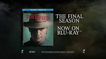 Justified: The Complete Final Season Blu-Ray and Digital HD TV Spot - Thumbnail 10