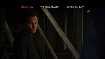 Justified: The Complete Final Season Blu-Ray and Digital HD TV Spot - Thumbnail 2
