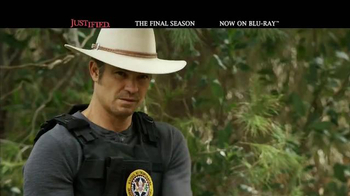 Justified: The Complete Final Season Blu-Ray and Digital HD TV Spot - Thumbnail 6