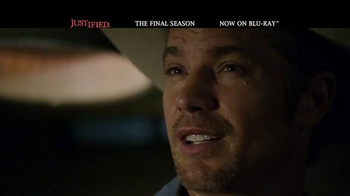 Justified: The Complete Final Season Blu-Ray and Digital HD TV Spot - Thumbnail 7