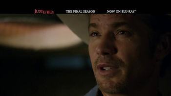 Justified: The Complete Final Season Blu-Ray and Digital HD TV Spot - Thumbnail 8