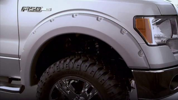 Bushwacker TV Spot, 'Fender Flare Rebate' - Thumbnail 1