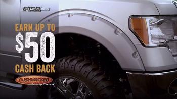 Bushwacker TV Spot, 'Fender Flare Rebate' - Thumbnail 2