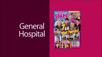 ABC Soaps In Depth TV Spot, 'General Hospital: Plot Twists'