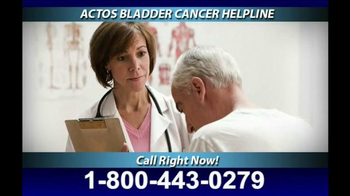 Actos Bladder Helpline thumbnail