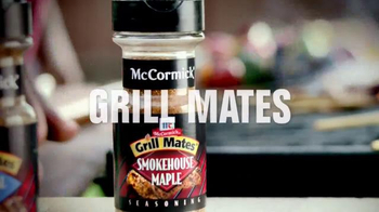 McCormick Grill Mates TV Spot, 'Flame and Flavor' - Thumbnail 1