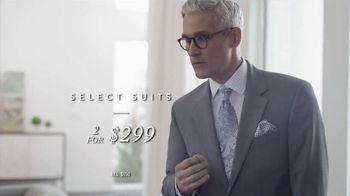 JoS. A. Bank Big Spring Sale TV Spot, 'Executive'
