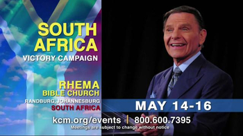 Kenneth Copeland Ministries TV Spot, '2015 KCM Events: Victory Campaign'